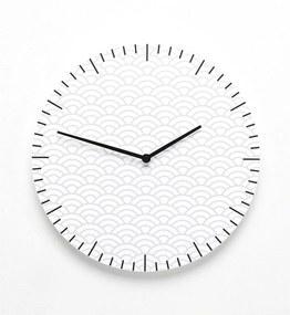 Relógio de Parede Modreal Branco