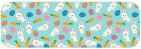 Passadeira Love Decor Cute Easter Único