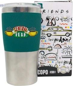 Copo Viagem Cafeteria Central Perk Friends Seriado TV