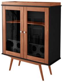Cristaleira Brunello - Wood Prime LL 33034