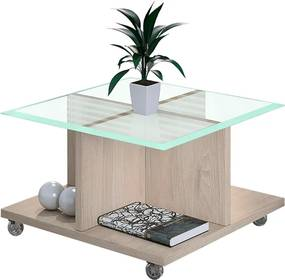 Mesa de Centro Medge 60 cm - Wood Prime RM 33128