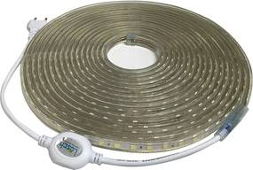 Fita de Led Plug and Play Kit com 10 mts. 14,4W/M 127V 3000K - Losch - 40625/10