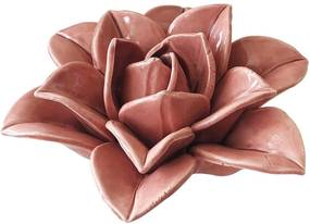 Rosa de Cerâmica ColeçÁo Flores