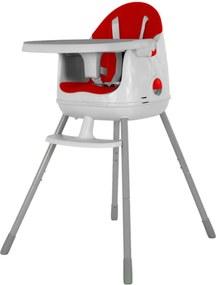 Cadeira de AlimentaçÁo - Jelly - Vermelho - Safety 1st