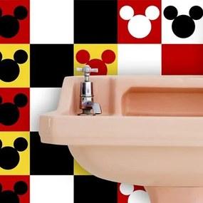 Adesivo Azulejo Mickey 36528