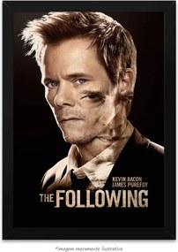 Poster The Following (50x75cm, Apenas Impressão)