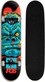 Skate Progress PGS Monkey 7.80 Multicolorido
