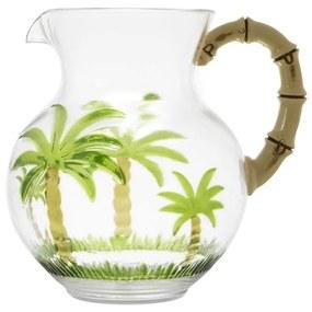 Jarra Acrilico 2,5 Litros Palm Tree 10939 Bon Gourmet