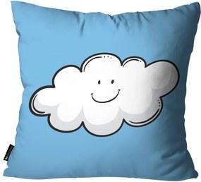 Almofada Infantil Nuvem Azul45x45cm