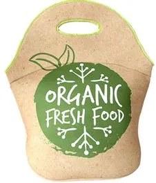 Lancheira Comida Fresca e Organica Nature Natural