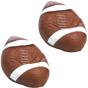 Kit 2 Puffs Big Ball Pop Futebol Americano Caramelo - Stay Puff