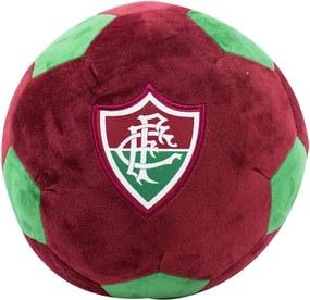 Almofada Minas de Presentes Bola Fluminense Roxo