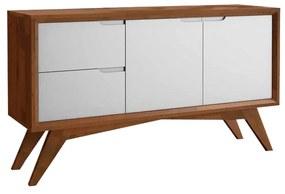 Buffet Star Branco - Wood Prime MP 33209