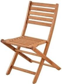 Cadeira Dobravel Orbit sem Braco Stain Jatoba - 40751 Sun House