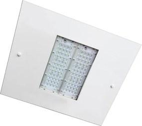 luminária embutida POSTO HB-E01 led Osram 64W ECP F211002