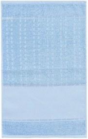 Toalha de Lavabo Multi Arte III Para Pintura - Azul - Döhler