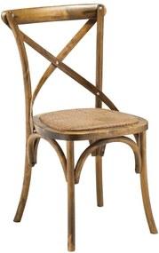 Cadeira Katrina Rústica Natural Betula
