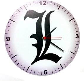 Relógio Decorativo Death Note