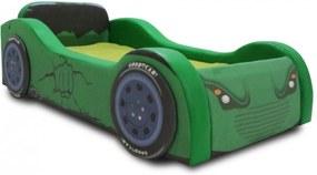Mini Cama Cama Carro Do Brasil Baby Hulk