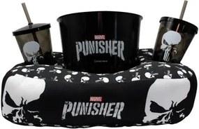 Almofada Porta Pipoca Punisher