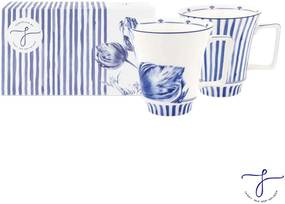 Set/2 Caneca Grande - Sharing Moments - Janny Van Der Heijden