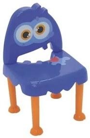 Cadeira Infantil Monster Masculino Tramontina 92271390