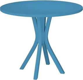 Mesa de Jantar Felice Azul Claro