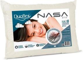 Travesseiro NS1116 NASA Alto Duoflex
