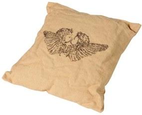 Almofada Decorativa de Tecido com Enchimento Anjo II