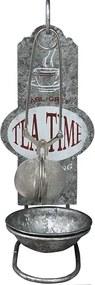 Acessório para Chá Tea Time Cinza