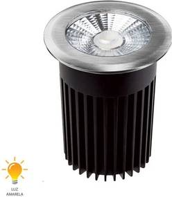 Embutido de Solo Focus LED 100mm Facho 12° 30W 3000K Bivolt - 12950355 - Germany - Germany