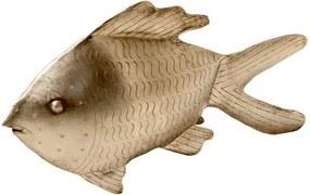 Peixe de Metal Indiano Grande
