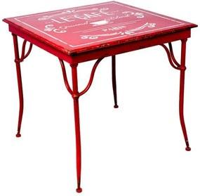 Mesa Vermelha Le Café Bistrô Oldway