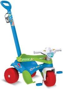 Triciclo Motoka Passeio Pedal Adventure Bandeirante - 841
