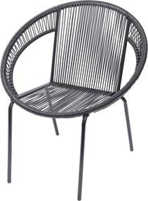 Cadeira Cancun - Preta