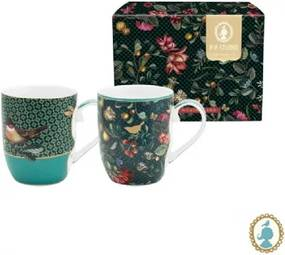 Set com 2 Canecas Pequenas Winter Wonderland Pip Studio