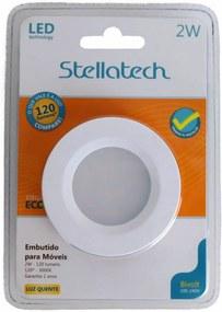 spot MARCENARIA branco Stella STH4910/30