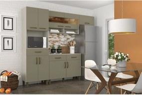 Cozinha Compacta BRIZ Bege