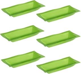 Saladeira Vemplast Moove Verde
