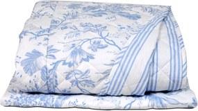 Colcha BLUE GARDENIA Victoria Blue Azul
