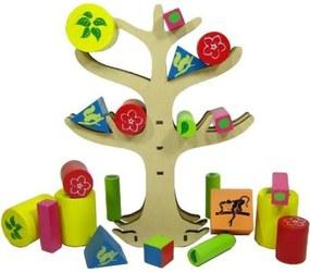 Jogo NewArt Árvore do Equilibrio Multicolorido
