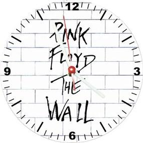 Relógio Decorativo Pink Floid The Wall
