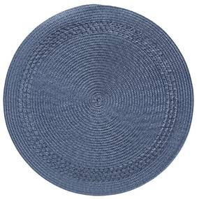 Lugar Americano Poliéster Azul Marinho 38cm 27633 Royal