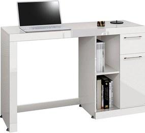 Mesa Computador Office Doris Branca  E.D.N