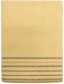 Toalha de Rosto Maia - Amarelo - Karsten