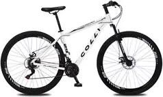 Bicicleta Atalanta Aro 29 Alumínio 21v Câmbio Traseiro Shimano Freio M