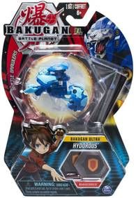 Esfera De Batalha Bakugan Deluxe Ultra Hydorous - Sunny