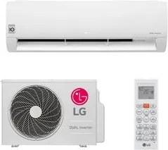 Ar Condicionado Split HW LG Dual Inverter 18.000 BTUs Quente/Frio 220V