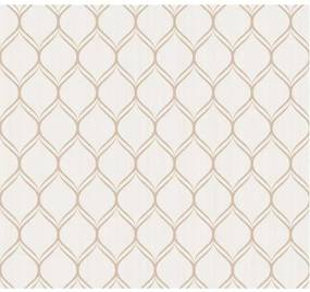 Tecido para Parede Karsten Wall Decor Olympo Bronz