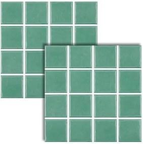 Revestimento Prisma Acquamarine Brilhante 7,5x7,5cm - 22381E - Portobello - Portobello